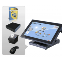 Pack caisse tactile commerce Nino Aures EC