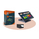PACK CAISSE TACTILE NINO AURES LINEO SOFT COMMERCE LE BON COMMERCE