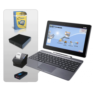 Pack tactile mobile commerce EC - PC portable tactile