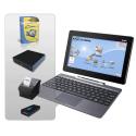 Pack tactile mobile commerce EC - PC portable tactile
