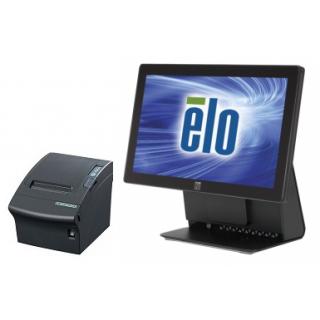 Pack Elo Touch Solutions 15E1: Une Caisse Tactile entrée de gamme