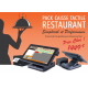 Pack Caisse Tactile Restaurant Fast Food Nino Aures