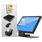 caisse tactile - caisse enregistreuse tactile yuno aures tous commerces leboncommerce.fr