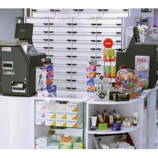 Caisse Automatique Pharmacie, Caisse Sécurisée Pharmacie