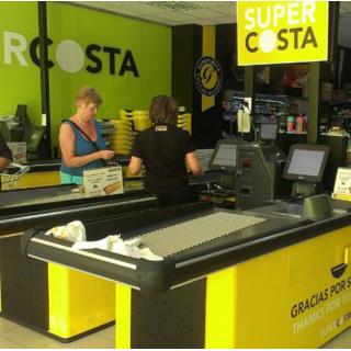 Caisse Automatique Supermarché, Caisse Sécurisée Supermarché