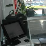 caisse automatique parking monnayeur sécurisé station service leboncommerce
