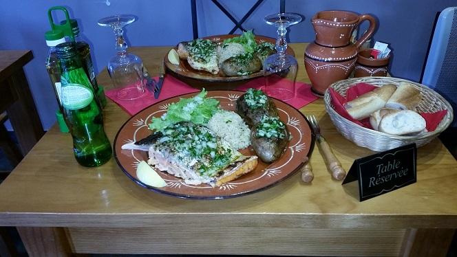 plat-vip-restaurant-portugais-94-saumon-braisé-riz-pomme-de-terre-braisée