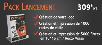 Pack Lancement leboncommerce.fr