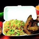 fast food africain leboncommerce.fr caisse tactile vidéosurveillance