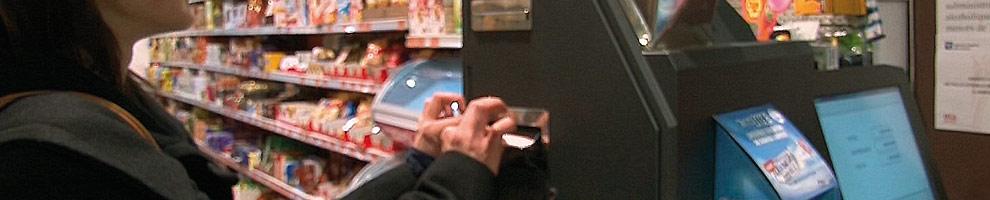 Caisse Automatique Sécurisée/Caisse Automat/Caisse Automatique Épicerie, Caisse Sécurisée pour Épicerie Commerce de Détail Devis Gratuit