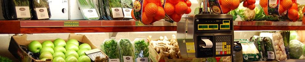caisse automatique primeur monnayeur automatique sécurisé fruits et légumes