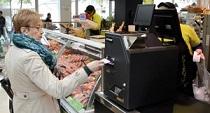 Caisse Automatique Sécurisée/Caisse Automat/menu caisse automatique boucherie devis gratuit