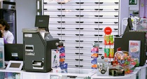 Caisse Automatique Sécurisée/Caisse Automat/menu caisse automatique pharmacie devis gratuit
