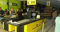 Caisse Automatique Sécurisée/Caisse Automat/menu caisse automatique supermarché