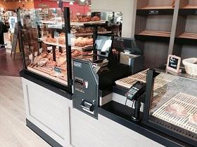caisse monnayeur caisse automatique sécurisée cashdro boulangerie