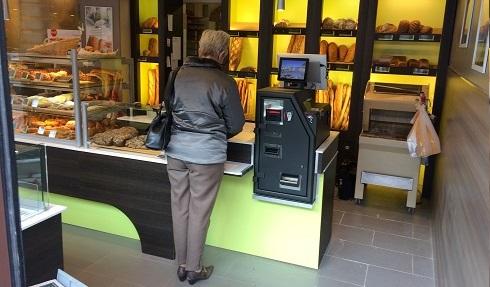 installation caisse automatique sécurisée cashdro boulangerie leboncommerce