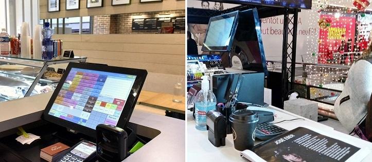 caisse enregistreuse tactile caisse tactile tous commerces restaurant boulangerie coiffure bar