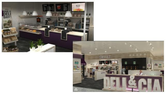 exemple installation caisse automatique cashdro intégrée leboncommerce.fr