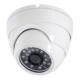 Caméra dôme Sony IR 700 lignes 20m blanc