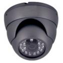 Caméra dôme Sony IR 700 lignes 20m noir