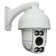 Dôme motorisé IR HD vision à plus de 50m