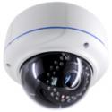 Dôme de surveillance IP 1,3 mégapixels 30m