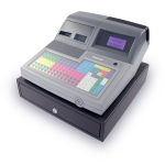 Caisse enregistreuse EX-570 Uniwell, Imprimante ticket 57 mm-leboncommerce.fr