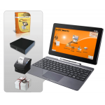 Pack tactile mobile restaurant ER - PC portable tactile - leboncommerce.fr