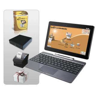 Pack tactile mobile livraison EL - PC portable tactile