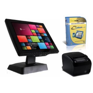 Pack Caisse Tactile Commerce L'Indigo Oxhoo EC