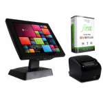 Pack Caisse Tactile L Indigo Oxhoo Clyo Systems LeBonCommerce.fr