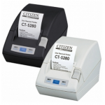 Citizen CT-S281 - Imprimante Cuisine Ultra Compacte leboncommerce.fr