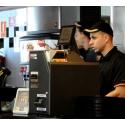 Caisse Automatique Fast-Food, Caisse Sécurisée Restauration Rapide
